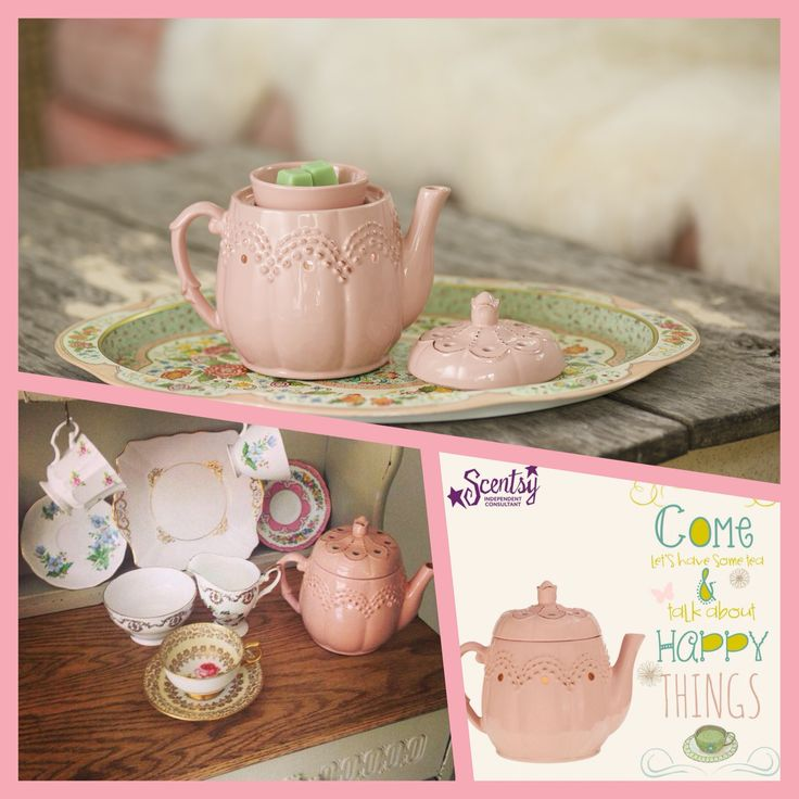 Tea anyone? Scentsy Vintage Teapot, simply stunning https://courteneyburgess.scentsy.com.au/Buy/Search?query=Vintage%20teapot
