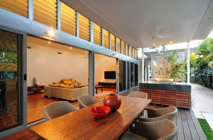 Three great benefits of positioning Altair Louvres up high…