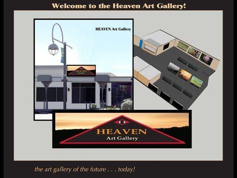 Heaven Art Gallery USA