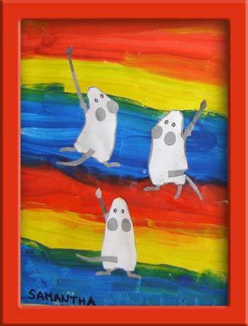 3 souris peintres