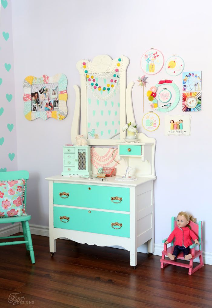 girls bedroom decor a fresh makeover colorful girls bedroomsroom - Bedroom Room Colors