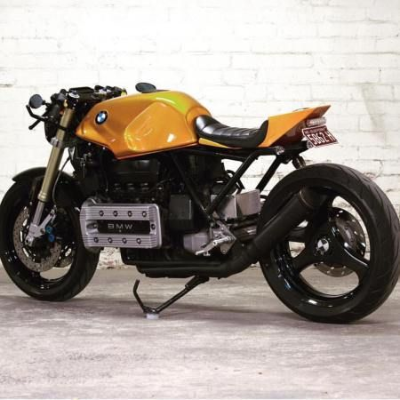 BMW K100 Cafe Racer Design (22)