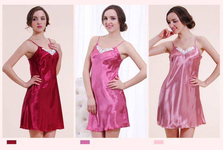 http://g01.a.alicdn.com/kf/HTB1thUIHpXXXXcHaXXXq6xXFXXXT/2016-wanita-musim-panas-seksi-baju-tidur-satin-Busana-sutra-Sleepshirts-merah-muda-mawar-merah-renda.jpg
