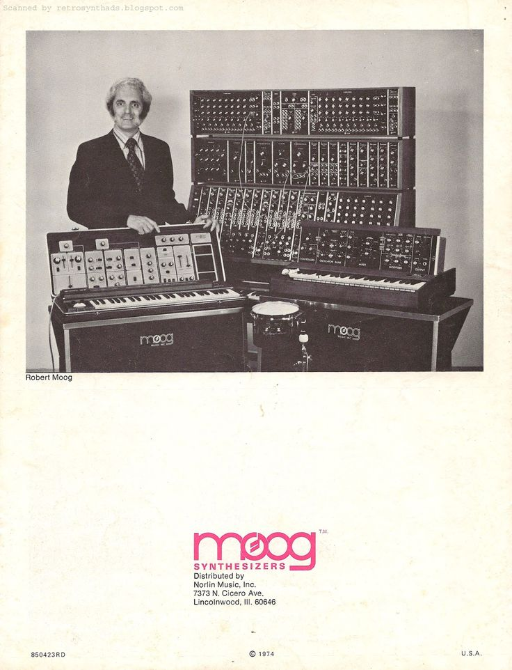 142 best Synths images on Pinterest Electronic music, Music - music brochure