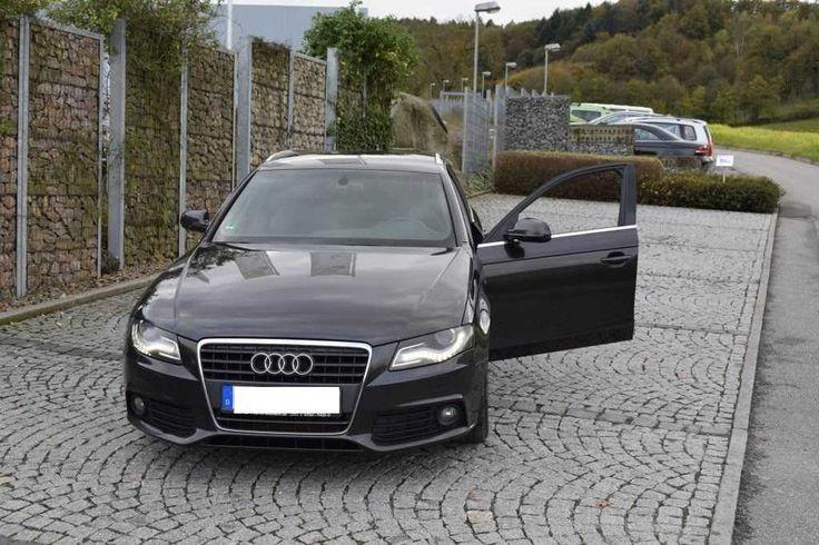 Audi A4 Ambition Avant S-Line Bj. 9.2011  Teilleder Sportsitze Navi Xenon  170PS