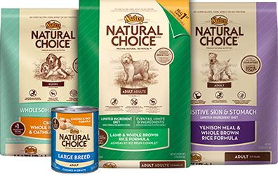 *HOT* FREE 15 lb Bag of Nutro Natural Choice Dog Food ($39.99 Value) with Rebate - Raining Hot Coupons