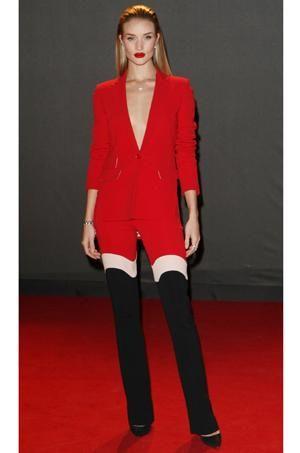 Se kjolerne fra British Fashion Awards 2013