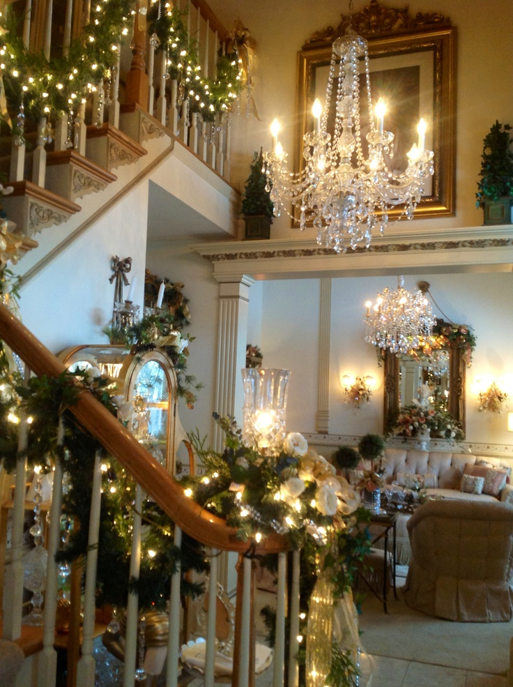 1129 Best Images About Christmas Inside Decor On