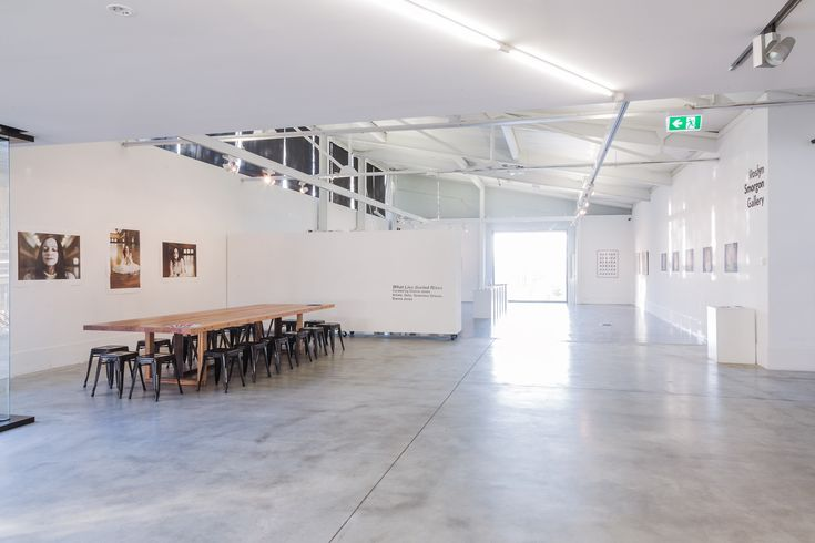 Massive 16-seater recycled timber table, commissioned for the Footscray Community Arts Centre. Timber Revival, Melbourne. http://www.timberrevival.com.au