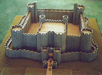16 Best Castle Project For School Images On Pinterest