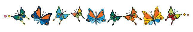Butterflies Armband Tattoo