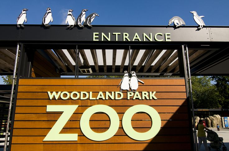 Woodland Park Zoo Seattle WA (best times to go Oct-Apr)