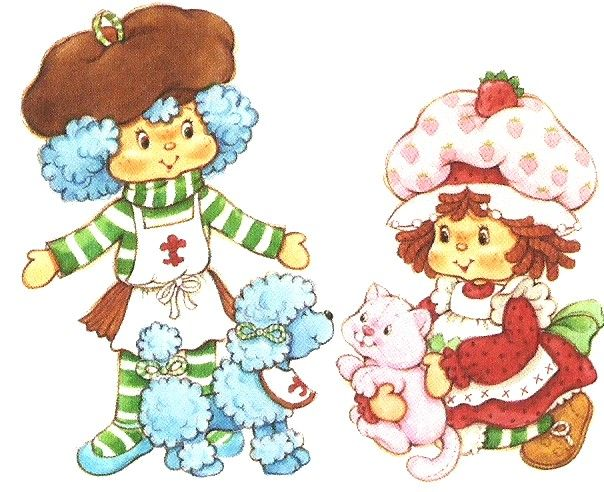 17 Best images about Strawberry Shortcake & Friends ️ ️ ️ ...