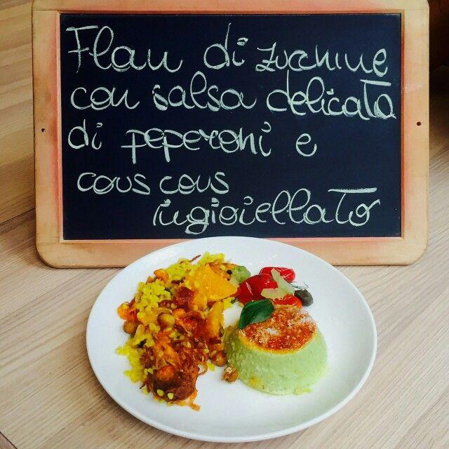 #lunch #spaziodonizetti #piattodelgiorno #vegetables