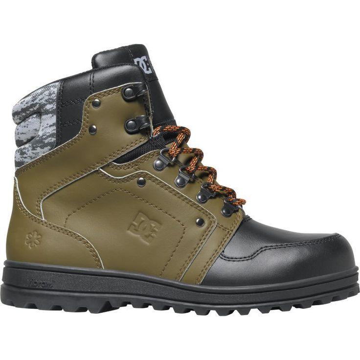 Dc Shoes Men S Spt Steel Toe Winter Boots