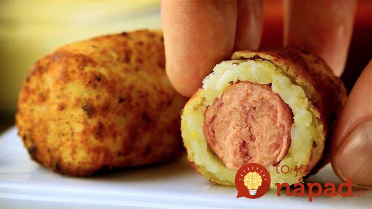 V chladničke našiel len párky, kúsok syra a niekoľko zemiakov. Neuveríte, aké skvelé jedlo z toho vytvoril!