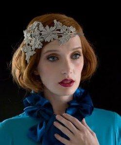запрет.делать головные уборы цветок старинные французские кружева свадебный координатор Нэшвилл