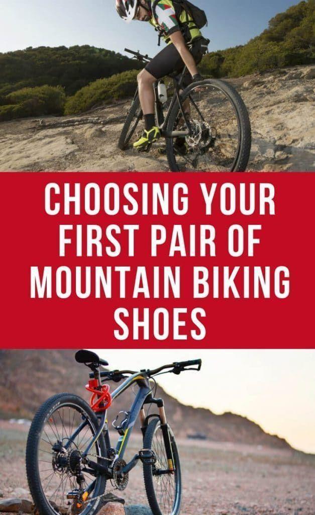 Choosing Your First Pair Of Mountain Biking Shoes Mountain Bike