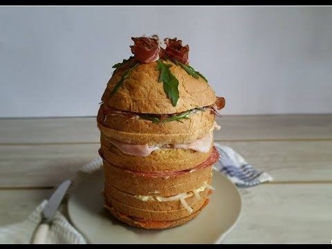 Panettone gastronomico 5 versioni super golose - YouTube