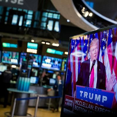 Business: Stocks Rise Sharply in Dramatic Turnaround After Donald Trump Wins Election