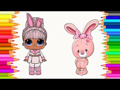 Alisya - Coloring Pages: Lol Surprise Coloring Pages ...