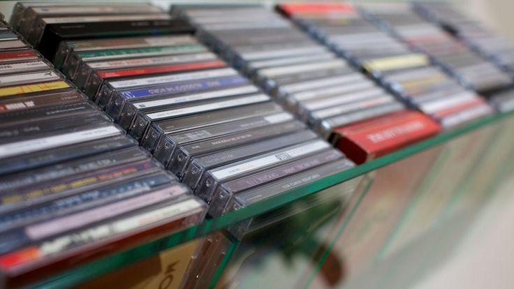 CD disks by newclearradio.net