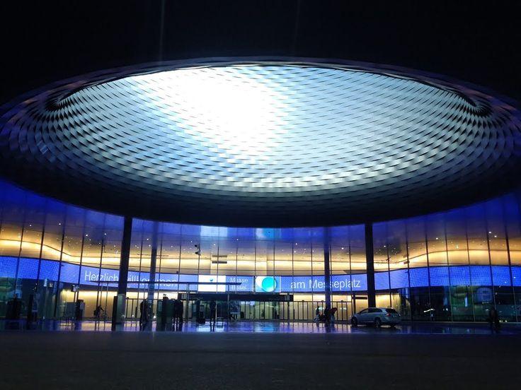 Citylounge Basel, Herzog & de Meuron, Messeplatz, Basel