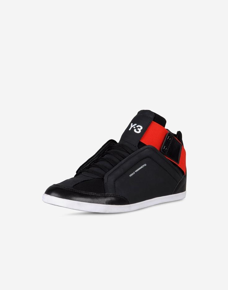 High-top sneaker Men - Shoes Men on Y-3 Online Store