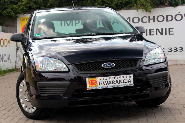 Ford Focus MK2 1.4 80KM