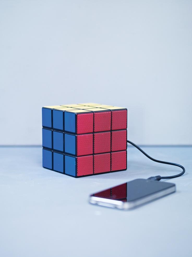 Rubik Speaker