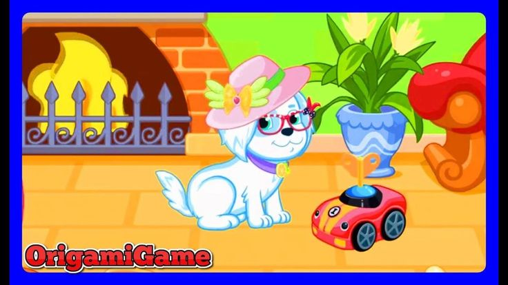 FUN PLAY Animal CARE | Little Pet Doctor Kids Game video  Rescuing Puppy...