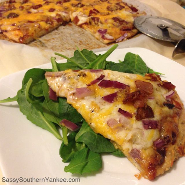 No matter how you slice it this chicken pizza crust is amazing! #lowcarb, and #Glutenfree deliciousness!