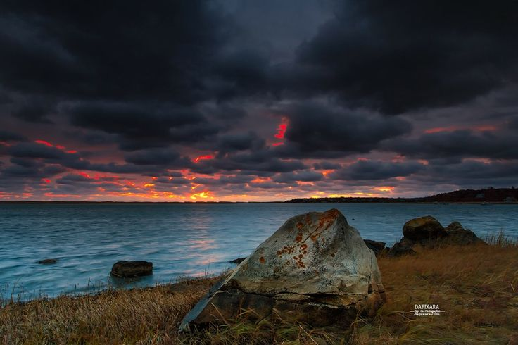Cape Cod Sunrises and sunsets by Dapixara - Outstanding sunrise Today at Nauset Heights, Orleans, Massachusetts. https://dapixara.com