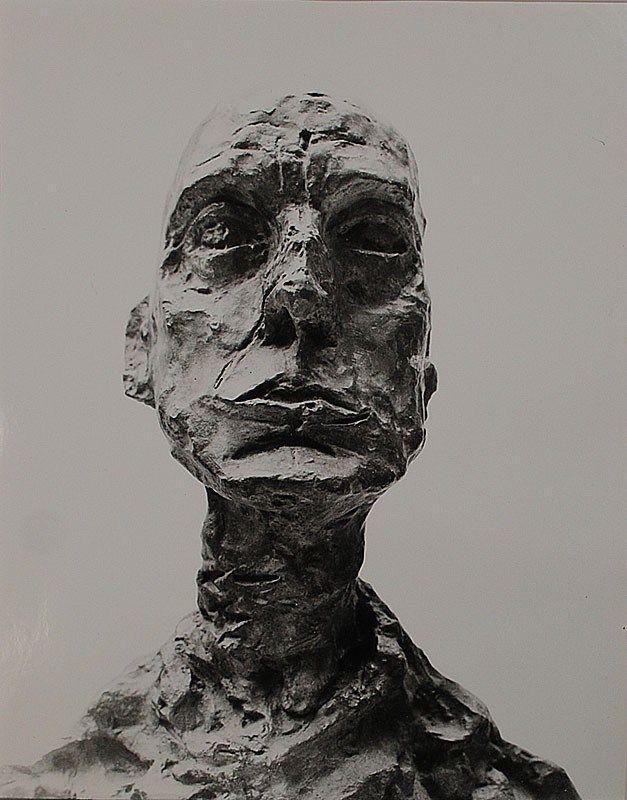 Giacometti Sculpture Despair