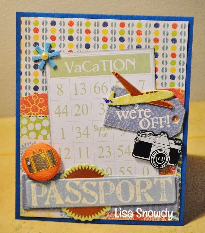 BINGO!     I'm sharing a card I made for The Cutting Cafe's design team post featuring BINGO Cards...Printable Stamps . There are sever...