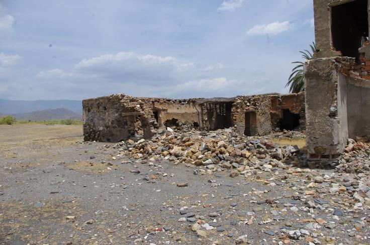 Tabernas Desert, Almeria.