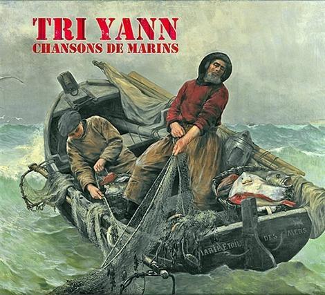 une compilation des chansons de marins chantées par les Tri Yann depuis leurs débuts.