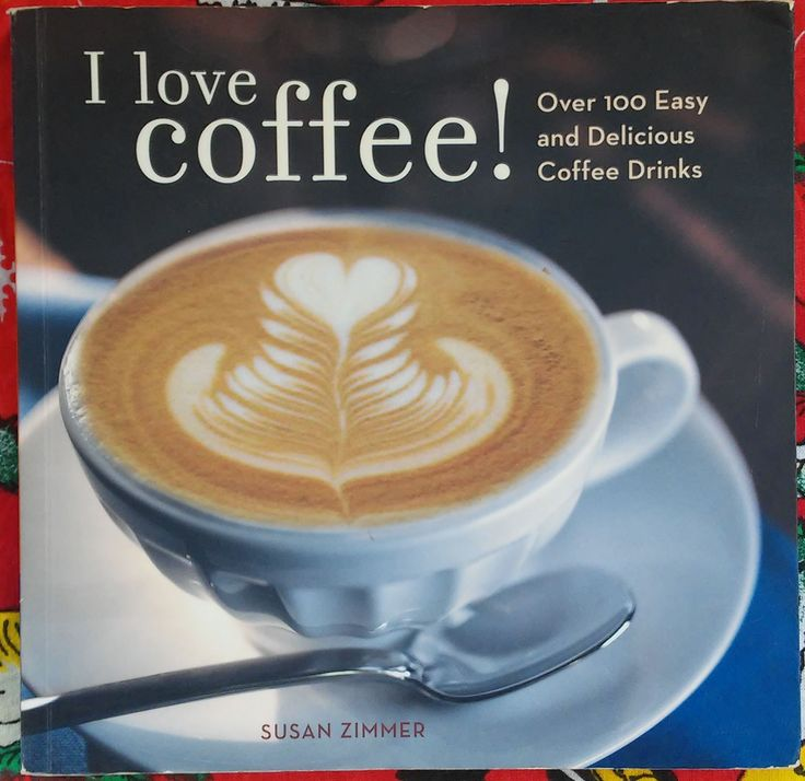 I love coffee! by Susan Zimmer