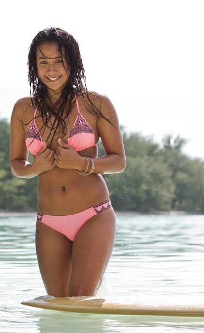 Kelia Moniz Japanese Hawaiian Portuguese Chinese