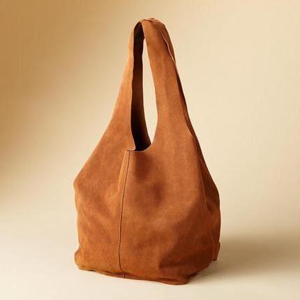 Soho Slouch Bag   Robert Redford's Sundance Catalog