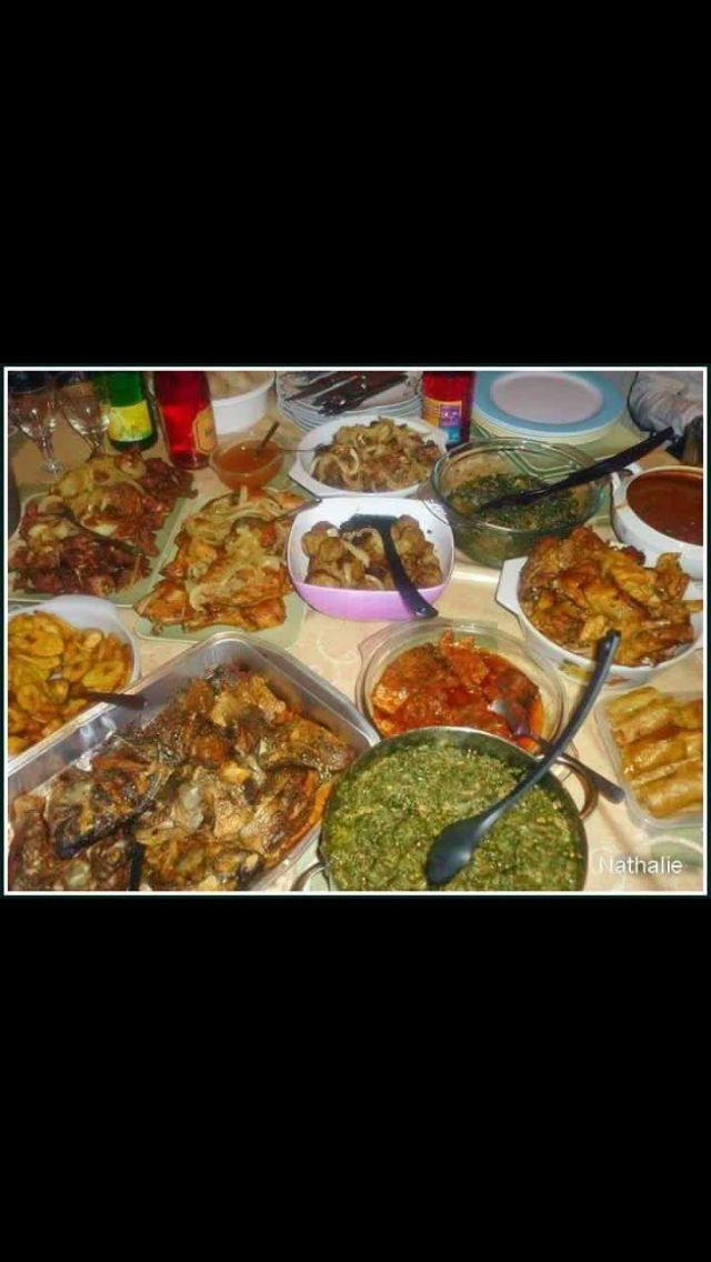 Cameroon meals