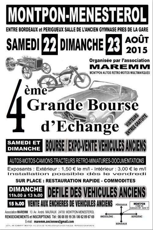 Bourses echange Montpon (24)
