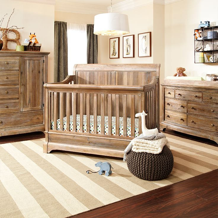 Bertini Pembrooke Convertible Crib
