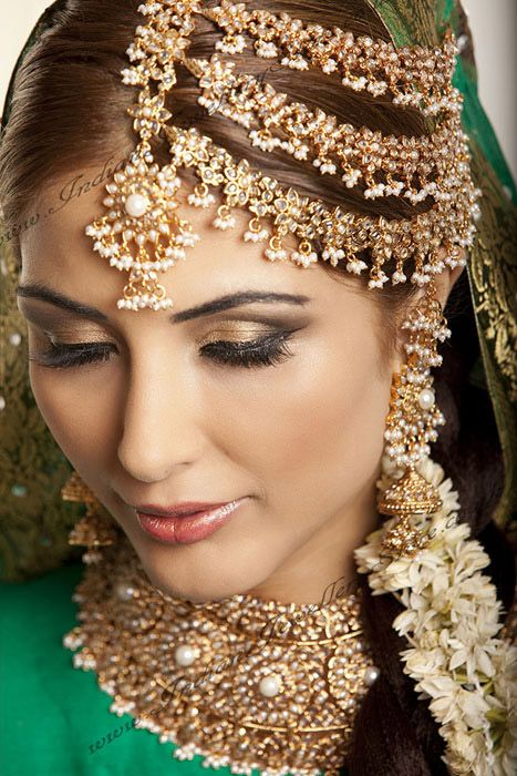 Pakeezah #Jewelry. I like the bottom necklace, too much on the top though