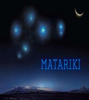 Matariki is the name of the Pleiades star cluster and the season of its first rising in late May or early June, which is taken as the beginning of the Maori new year. Traditionally, it was a time for remembering the dead, and celebrating new life. In the 21st century, observing Matariki has become popular again. Heaven-bound kites, hot-air balloons and fireworks help mark the occasion.