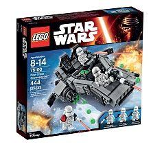 "LEGO Star Wars Le Snowspeeder du Premier Ordre (75100) - LEGO - Toys""R""Us"