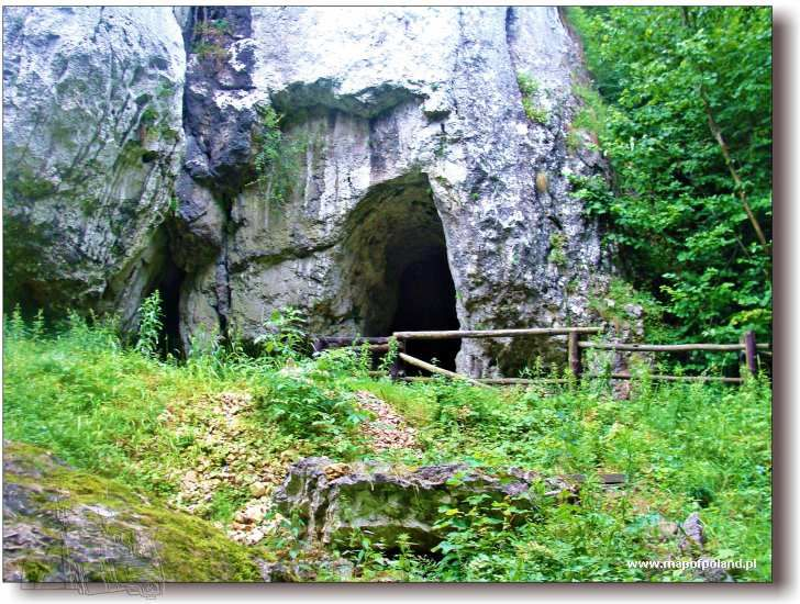 Jaskinia Wierzchowska Górna - Wierzchowie