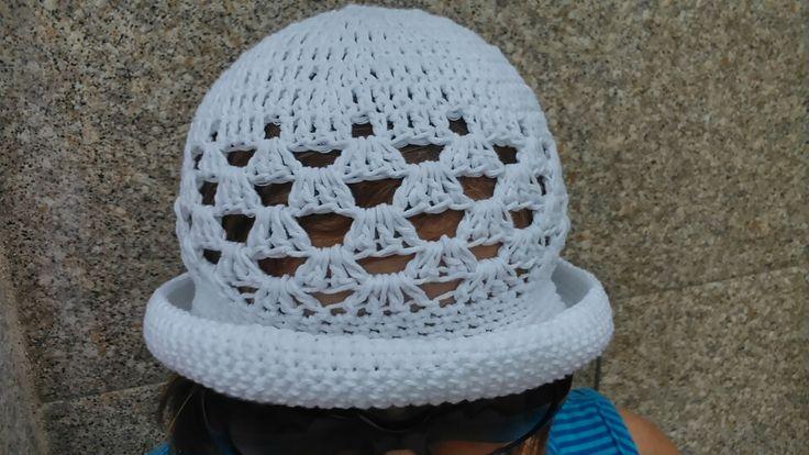 Gorro a crochet