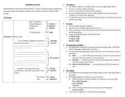 The 25 best formal letter format sample ideas on pinterest format of informal letter english letter format informal spiritdancerdesigns Images