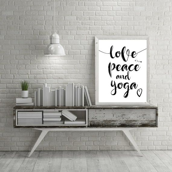 Hey, I found this really awesome Etsy listing at https://www.etsy.com/listing/245531497/yoga-art-print-yoga-print-love-art-print